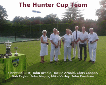 Hunter Cup Team