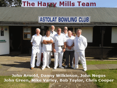 Harry Mills Team